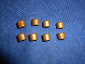Playmobil Gardist Garde 4 x Beine weiß Hose Schuhe schwarz Applikation gold top