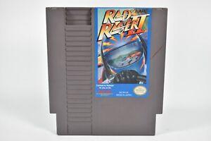 Rad Racer II Square 1985 Nintendo Entertainment System Video Game Cartridge