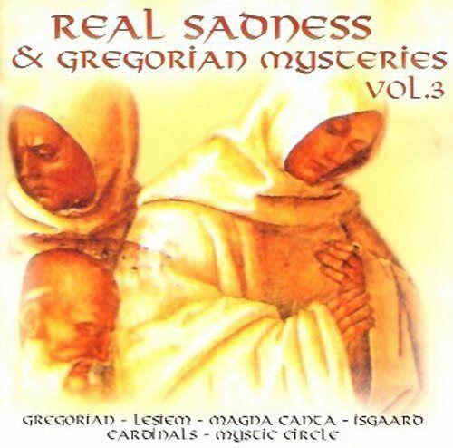 V/A Real Sadness & Gregorian Mysteries Vol.3 - CD, Lesiem, Magna Canta, u.v.m.