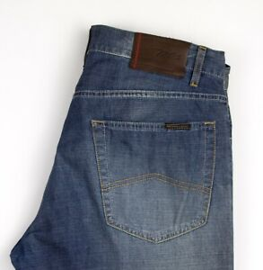 Marlboro-Classics-Herren-Pheonix-Regular-Fit-Jeans-Groesse-W35-L30-AOZ1022