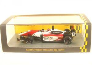 Dallara F3 Sjm No.1 Macao Gp 2014 (esteban Ocon)