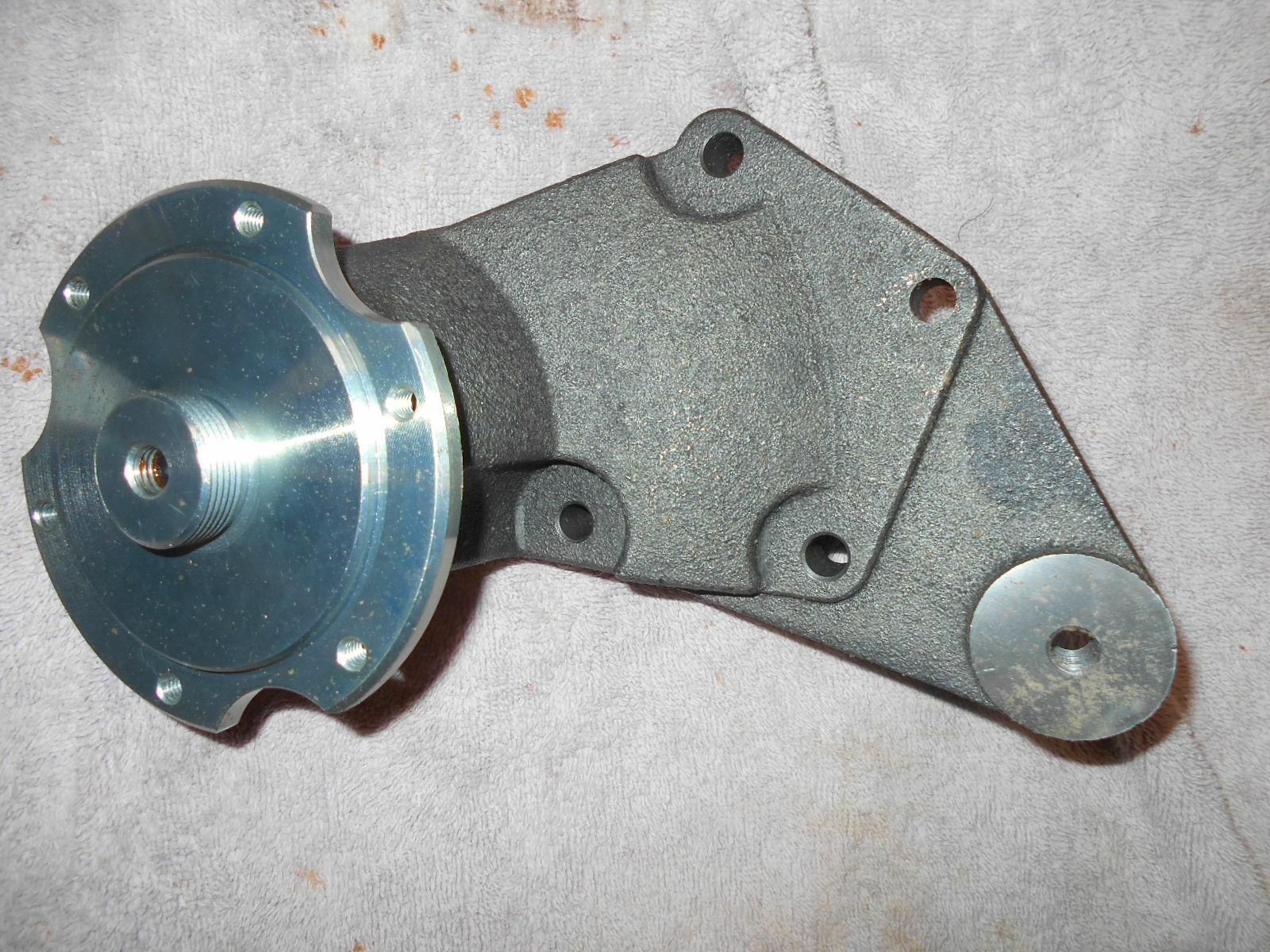 Dorman Engine Cooling Fan Pulley Bracket For 03-12 Dodge 5.9l//6.7l Cummins