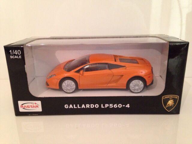 Boys Model Diecast 1 43 Scale Orange Lamborghini Gallardo Toy Car