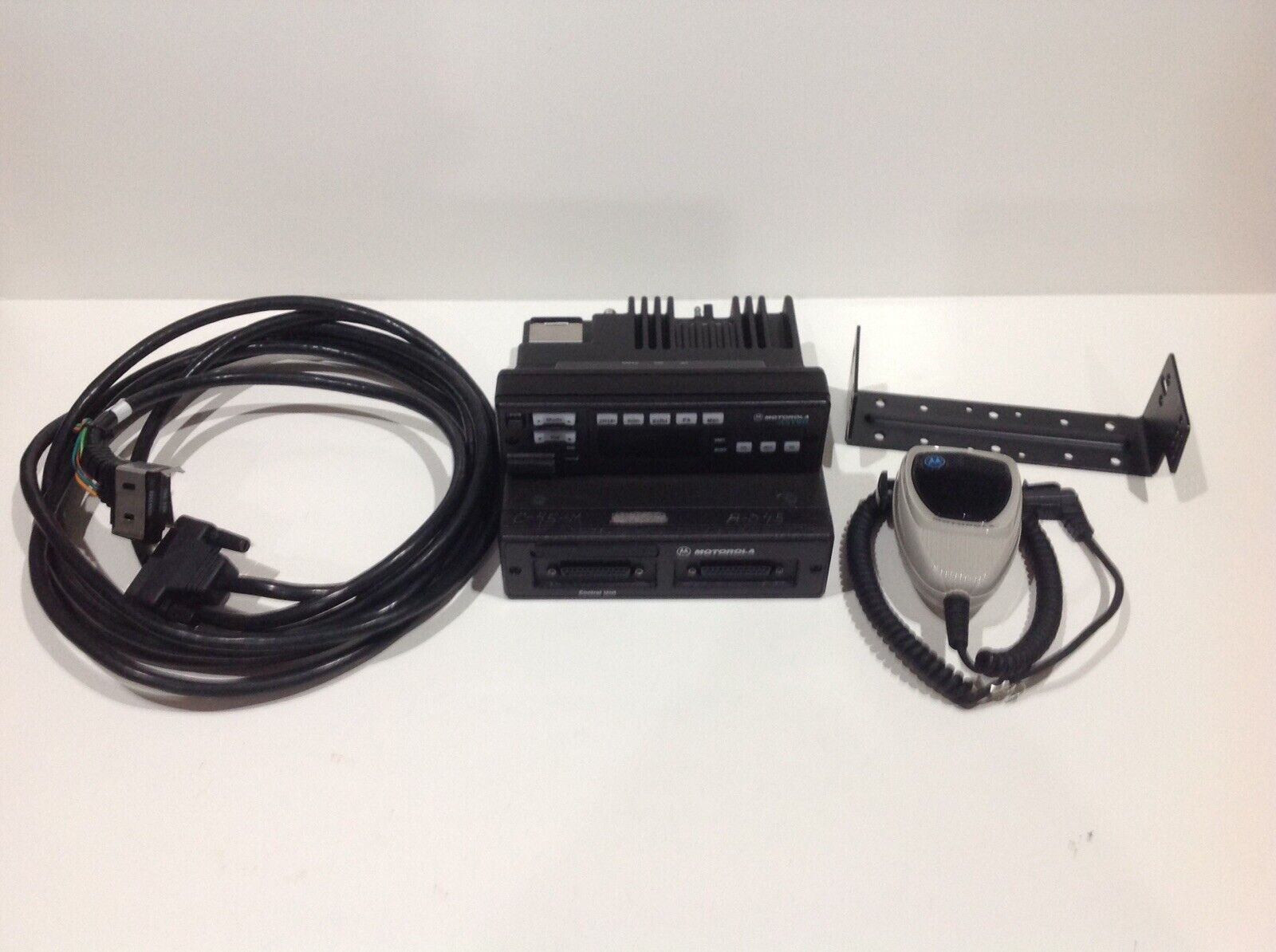 MOTOROLA ASTRO SPECTRA  UHF 40 Watts 128 Ch 450-482 MHz W5 HAM (Remote Mount). Buy it now for 225.00