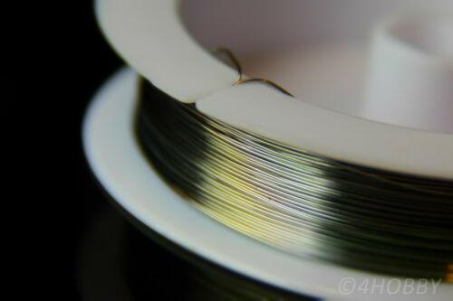 Resistenza 50m filo filo di taglio 0,3mm cavo riscaldante 19ohm//m tagliare polistirene