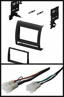 Double Din Radio Kit Combo For Some 2005 2006 2007 2008 2009-2011 Toyota Tacoma