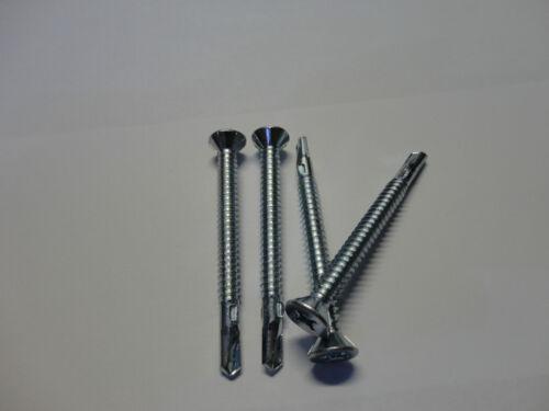 Spanplattenschrauben mit Bohrspitze 6,3x70 Holzschrauben Schrauben Bohrschrauben