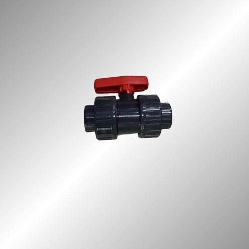 plástico IG 1 bds Válvula esférica DN 25
