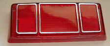 Yamaha  SRX440 SRX ET SL Exciter Enticer GP GPX tail light lens 821-84721-00-00