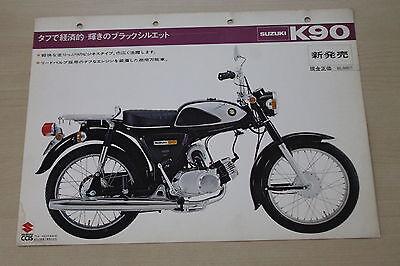 170056) Suzuki K 90 - Japan - Prospekt 197?