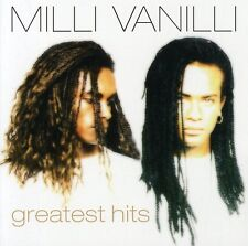Greatest Hits [Remaster] by Milli Vanilli (CD, Mar-2007, Sony BMG)