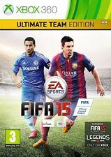 FIFA 15 -- Ultimate Team Edition (Microsoft Xbox 360, 2014)