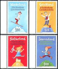 Liechtenstein 2006 Tourism/Skiing/Music/Wine/Food/Hiking/Sports 4v set (n42341)