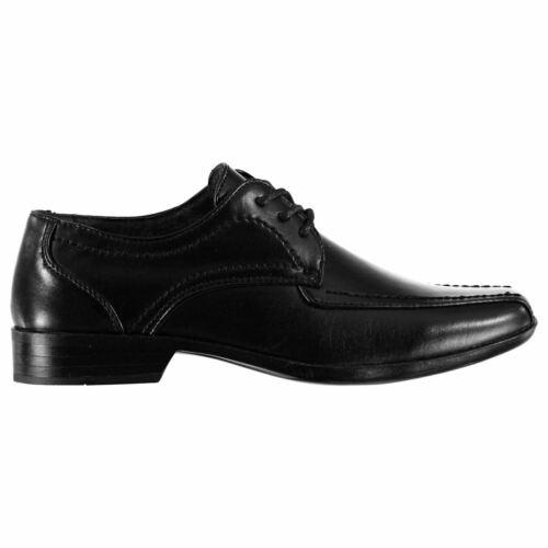 Giorgio Kids Bourne Junior Boys Shoes Classic Design Smart Lace Up Slight Heel