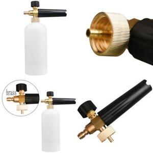 Power Pressure Washer Attachment Car Sprayer Gun Wash Soap Foam