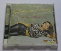 Shania Twain - For The Love Of Him CD