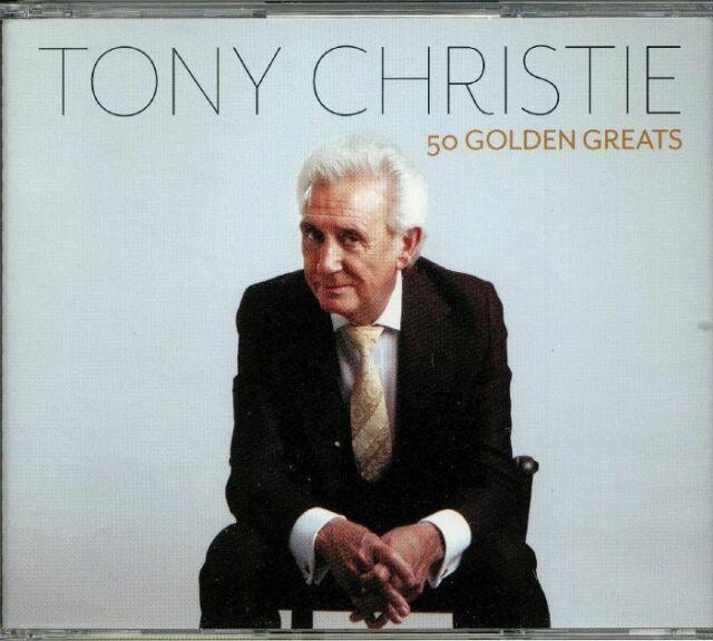 CHRISTIE, Tony - 50 Golden Greats - CD (3xCD)
