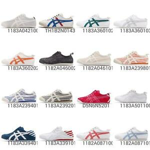Asics-Onitsuka-Tiger-Mexico-66-Hommes-Femmes-a-Enfiler-Paraty-Vintage-Shoes-Pick-1