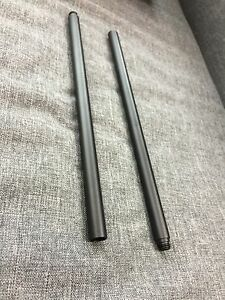 2pcs-Black-Aluminum-Alloy-15mm-extension-Rod-CNC-40cm-for-15mm-Rail-Rigs-4-TILTA