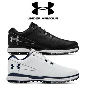 madre Papà amichevole  Under Armour Mens 2019 UA Fade RST 2 E Wide Fit Hybrid Golf Shoes 3022263    eBay