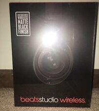 Beats by Dr. Dre Studio 2.0 - MATTE BLACK - Wireless Headphones