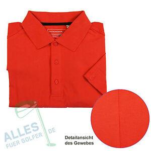 Cutter-amp-Buck-Polo-organische-Baumwolle-super-soft-orange-XXL-neu-OVP-Rechnung