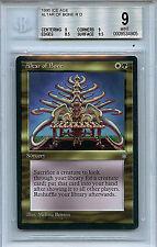 MTG Ice Age Alter of Bone BGS 9.0 (9) Mint Magic Card WOTC 4905