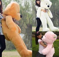 80/100cm Romantic Trend Giant Big Cute Plush Stuffed Teddy Bear Cozy Cuddly Toys