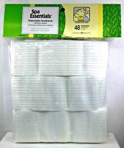 GRAHAM-Spa-Essentials-Disposable-Headbands-48-headbands-bag