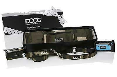 DOOG Gift Packs - Collar, Lead && Walkie Gürtel