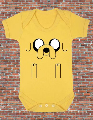 Jake Adventure Time Babygrow