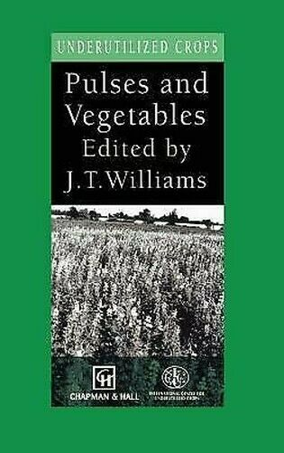 Pulses Und Vegetables Hardcover Jack Dongarra