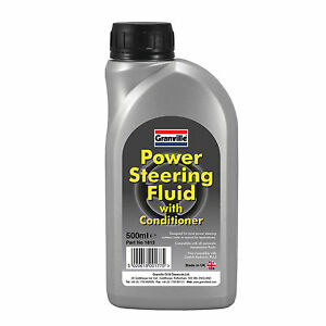 granville car power steering fluid oil conditioner atf. Black Bedroom Furniture Sets. Home Design Ideas