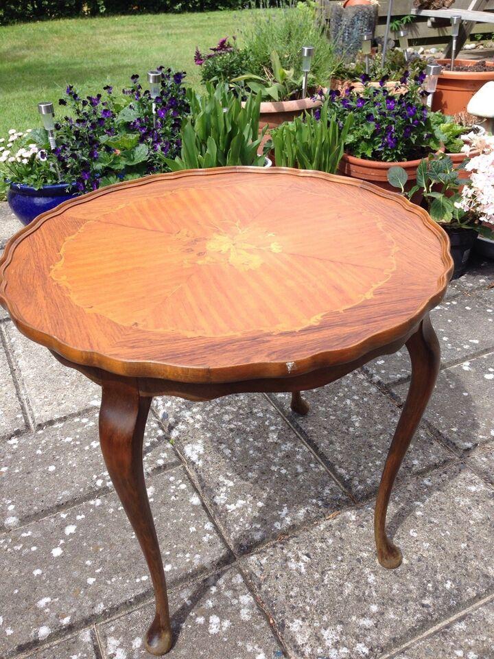 antik bord Antik bord i citrontræ og – dba.dk – Køb og Salg af Nyt og Brugt antik bord