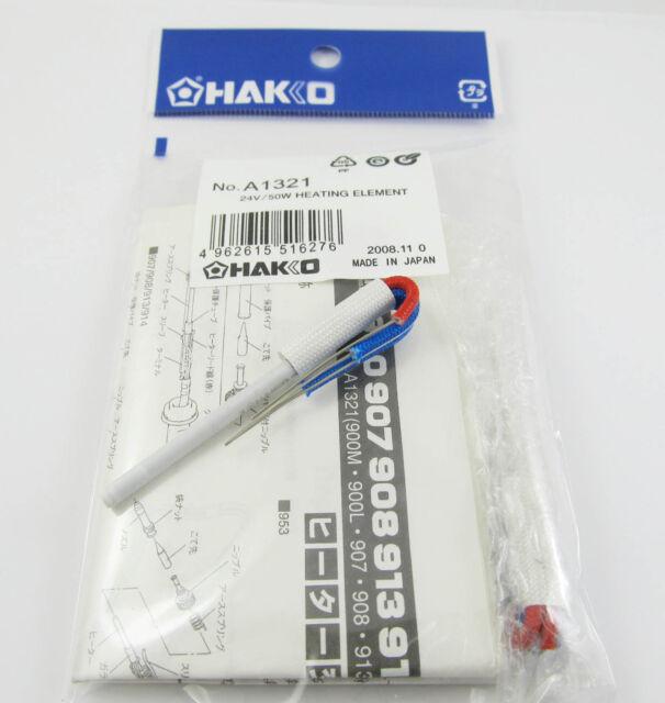 Original Equipment Manufacturer à souder élément chauffant pour Hakko 900 M 900 L 907 908 958 959 A1321 24 V 50 W
