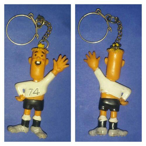 Fußball WM6 MASKOTTCHEN Weltmeisterschaft WM 1974 74 TAP Bundesliga Fußball DFB 7,0cm Fußball-Trikots