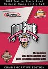 2003 Fiesta Bowl OSU VS Miami Florida 0825452500027 DVD Region 1