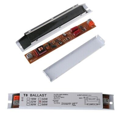1 Pc New T8 36W AC 110V Electronic Lamp Ballast for Fluorescent Lamp 50//60HZ