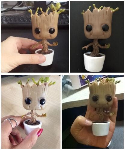 Guardians Of The Galaxy Dancing Baby Groot Action Figur Figuren Spielzeug Puppe