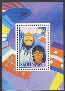 Suriname-rep-postfris-1997-MNH-960-blok-Kind