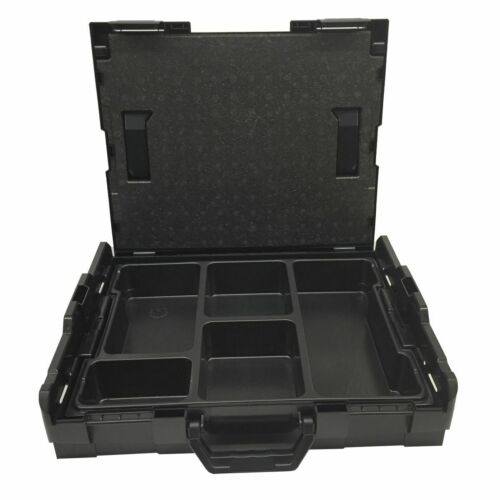 Tiefziehteil 5 Mulden L-BOXX® 102 Bosch Sortimo Deckeleinlage Transportbox b