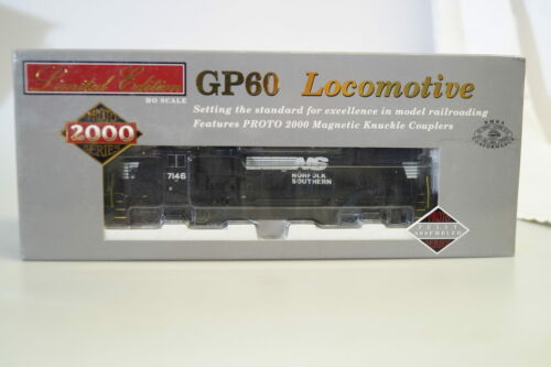 30561 proto 2000 US-Lok gp60 Norfolk Southern #7146 H0 Merce Nuova//Ovp