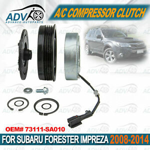 AC-A-C-Compressor-Clutch-Repair-Kit-Set-73111fg001-for-Subaru-Forester-Impreza