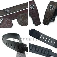Guitar Strap acoustic or electric fully adjustable police line do not cross CSI
