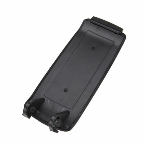 Schwarze Armauflage Deckel für Audi A4 S4 2000-08 neu kunstleder Deckel Konsole