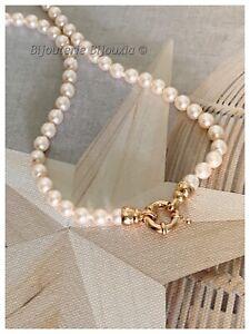 Pendentif Perle Et Plaqué Or 18 Carats Bijoux Femme