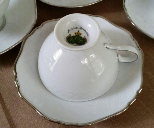 German ceramic bowl Winterling ceramic bowl ceramic tableware brown white gray ceramic cereal bowl German pottery bowl