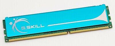 GSkill F3-10666CL7D-8GBRH A-Tech Equivalent 4GB DDR3 1333Mhz Desktop Memory RAM