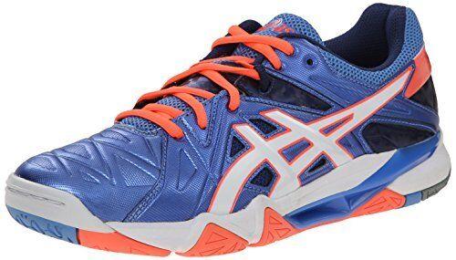 ASICS  Damenschuhe Gel Cyber Sensei Volleyball Schuhe- Pick SZ/Farbe.