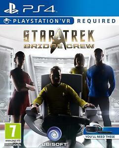 Star-Trek-Bridge-Crew-For-VR-PS4-New-amp-Sealed